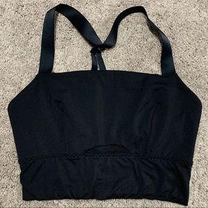 Athleta long line bra